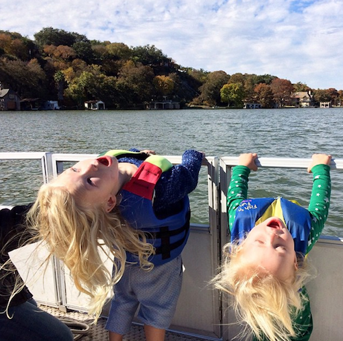 """Thanksgiving 2014: Jessica Simpson: """"Reconnaissante d'avoir ces deux dindes sauvages"""" !"""