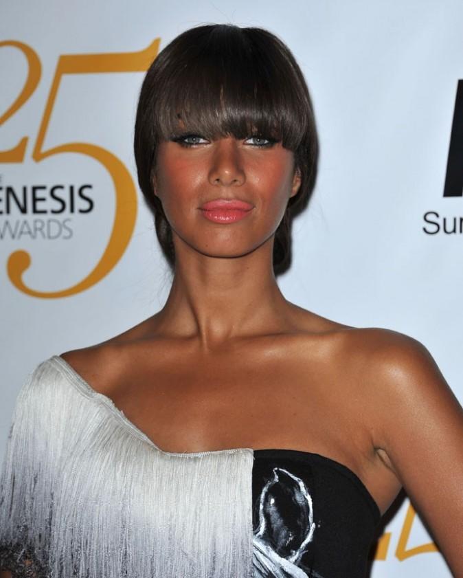 Leona Lewis n'est pas restée insensible au drame des Japonais