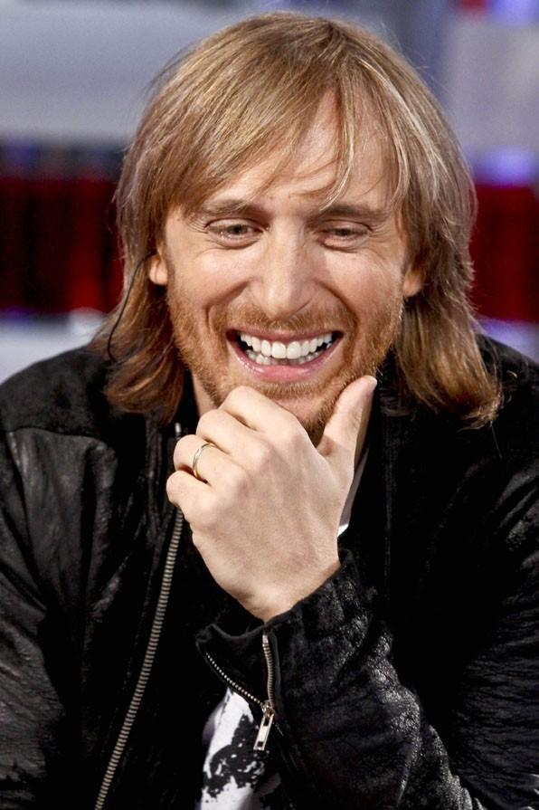 Notre frenchie David Guetta est aussi dans Songs For Japan
