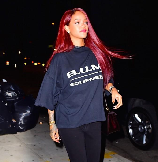Rihanna le 7 mai 2015
