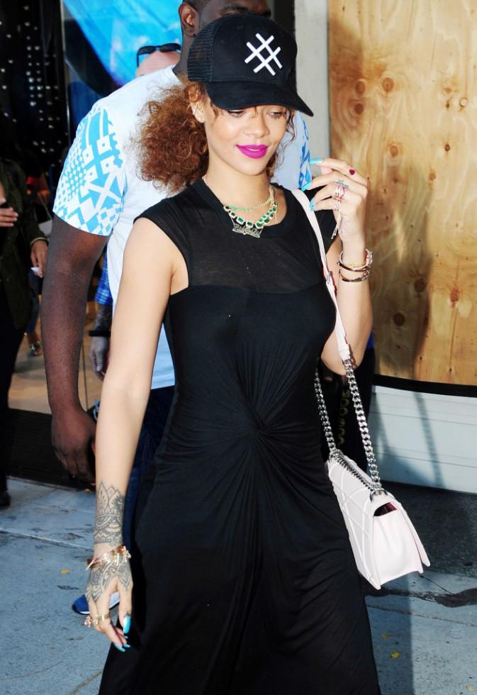 Rihanna le 30 juillet 2015