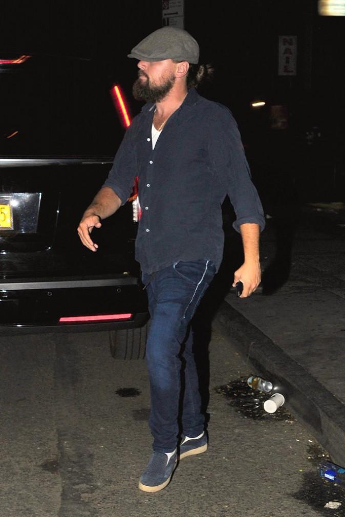 Leonardo DiCaprio le 12 mai 2015
