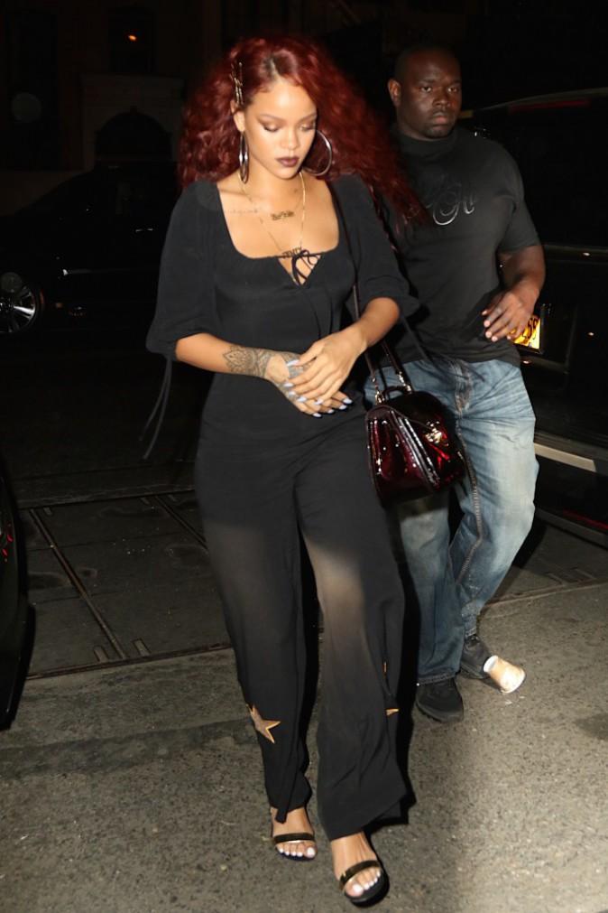 Rihanna le 12 mai 2015