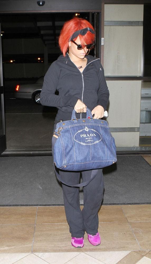 Le sac Prada, la touche luxe !