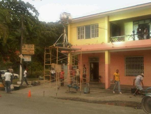 Rihanna a investi la Jamaïque pour Man Down