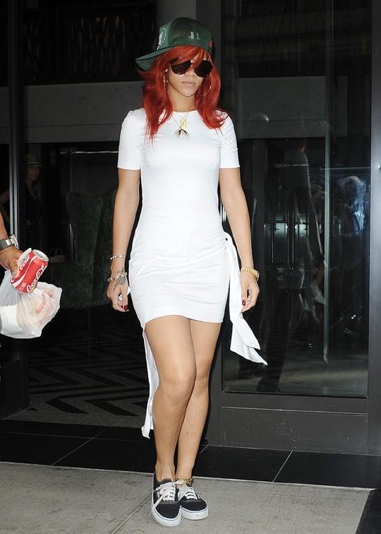 Rihanna est en deuil ....