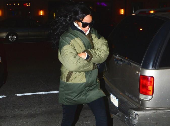 Rihanna : triste retour à New-York, elle vient de perdre un proche...