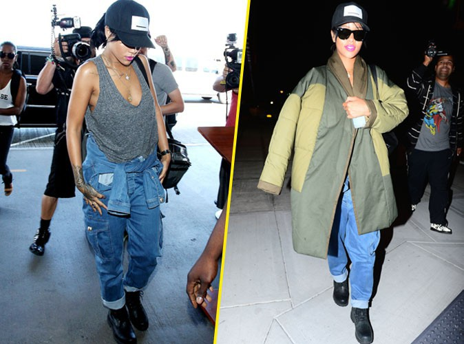Rihanna le 30 septembre 2014