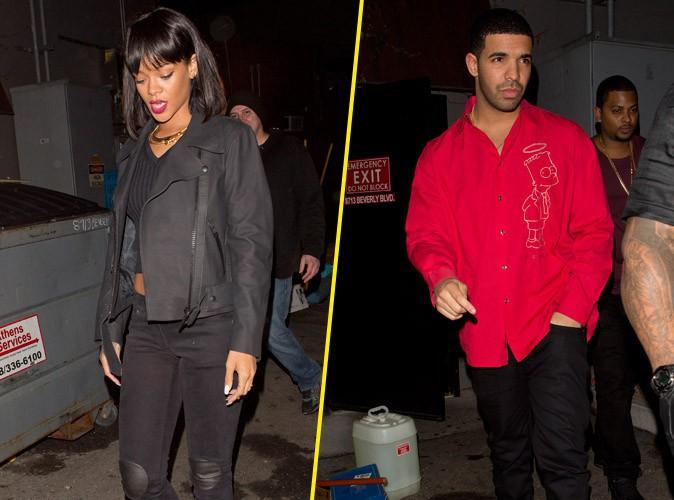 Rihanna : un énième retour de flamme avec Drake ?!