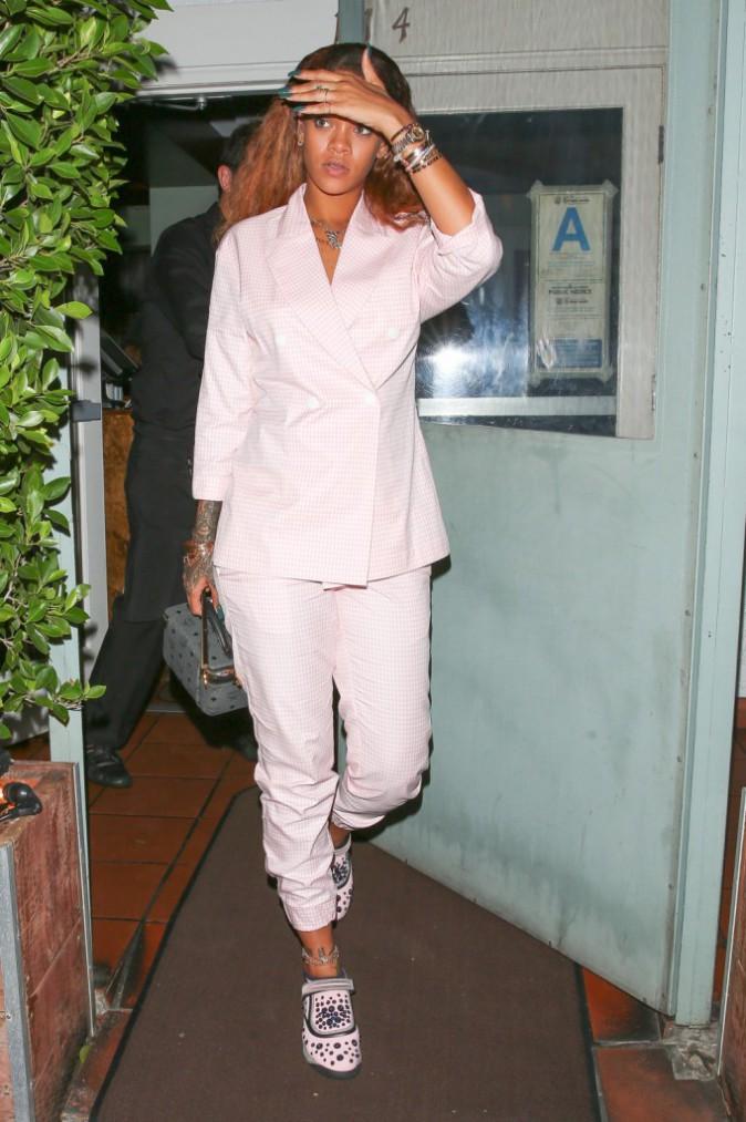 Rihanna le 27 août 2015