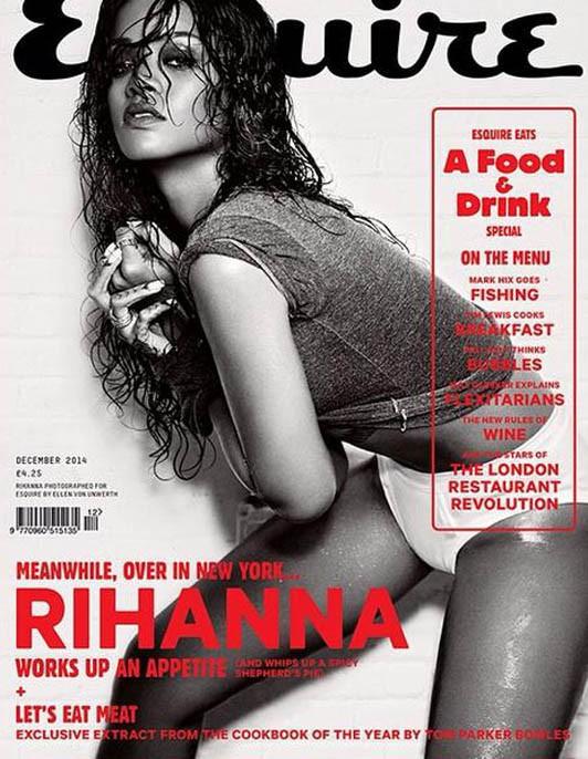 Rihanna : version sage ou ultra-torride, � vous de choisir !