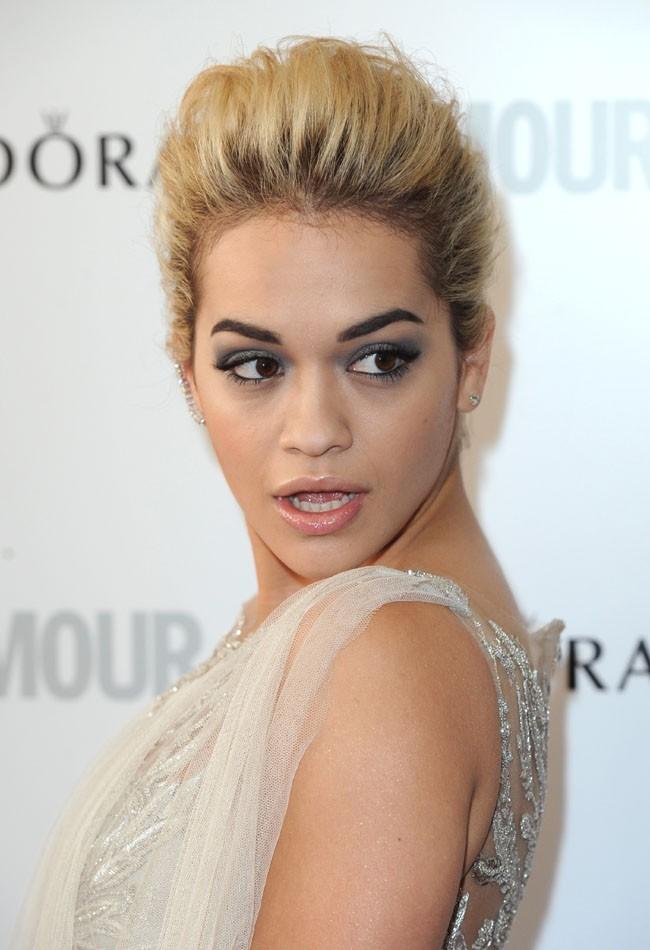 Rita Ora lors de la cérémonie des Glamour Women Of The Year Awards le 4 juin 2013 à Londres