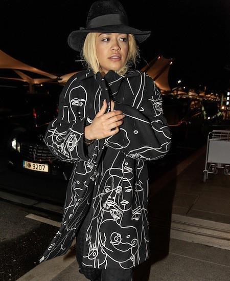 Photos : Rita Ora : loin de son chéri, la starlette pleure à chaudes et grosses larmes…