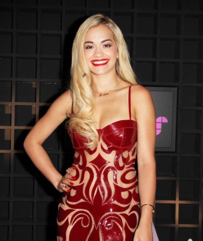 Rita Ora lors de la soirée Sony Xperia Access à Londres, le 18 juin 2013.