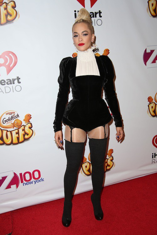 Photos : Rita Ora : sexy à souhait pour recroiser son ex, Calvin Harris !
