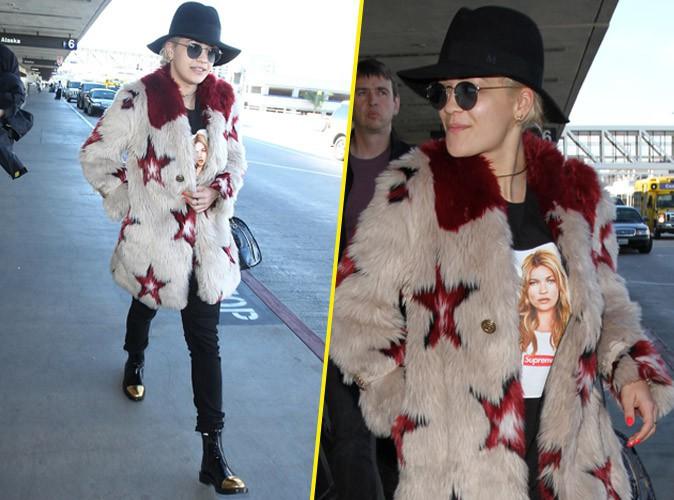Rita Ora le 9 décembre 2014