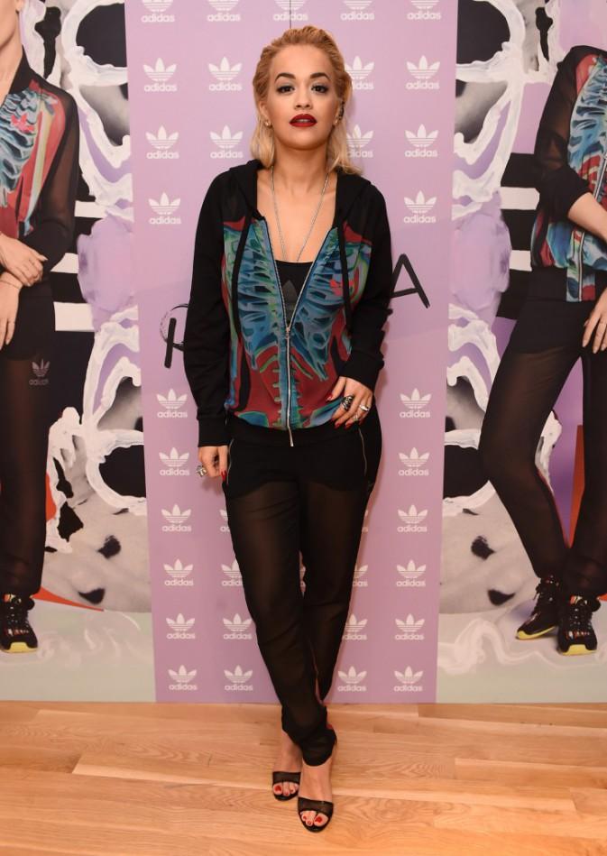 Rita Ora le 19 mars 2015