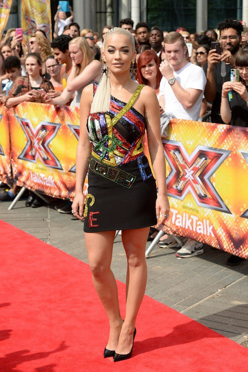 Photos : Rita Ora vs Cheryl Ferandez-Versini : quelle coach de X Factor est la plus sexy ?