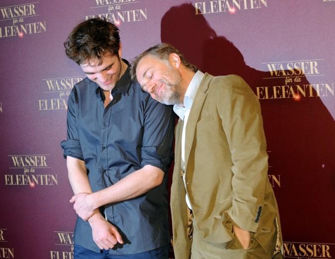 Christopher a un penchant pour Robert !