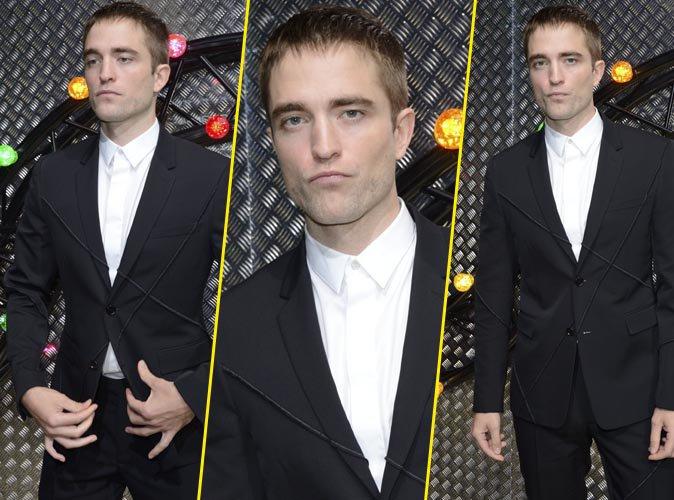 Robert Pattinson : égérie chic, star du front row au défilé Dior !