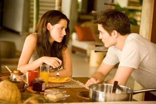 Bella et Edward : pas de cauchemar en cuisine !