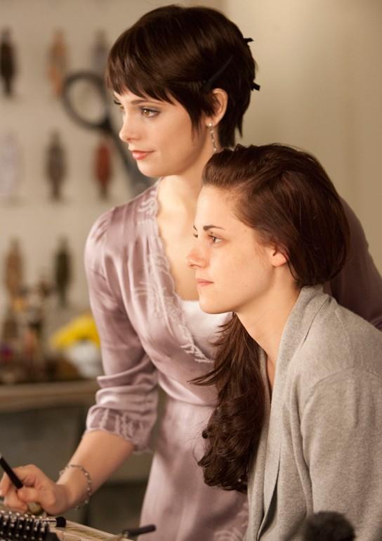 Bella peut compter sur le soutien d'Alice Cullen (Ashley Greene)