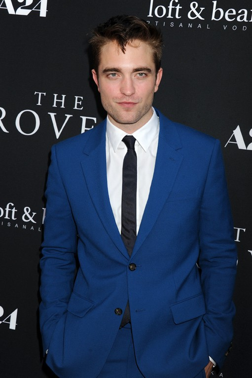 Robert Pattinson à l'avant-première de The Rover organisée à Los Angeles le 12 juin 2014