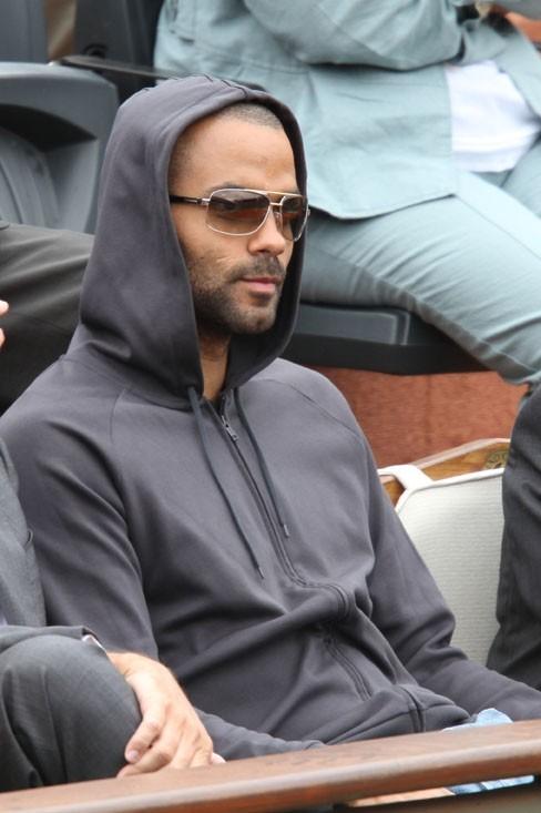 Tony voulait passer incognito à Roland Garros ?