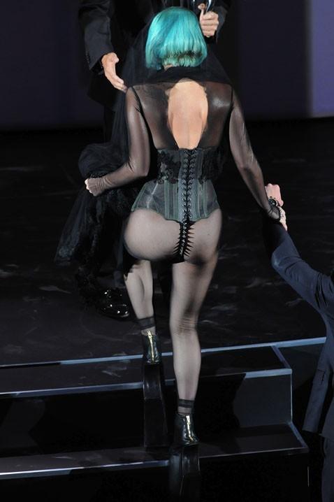 Lady Gaga, elle peut tout se permettre et elle le sait !