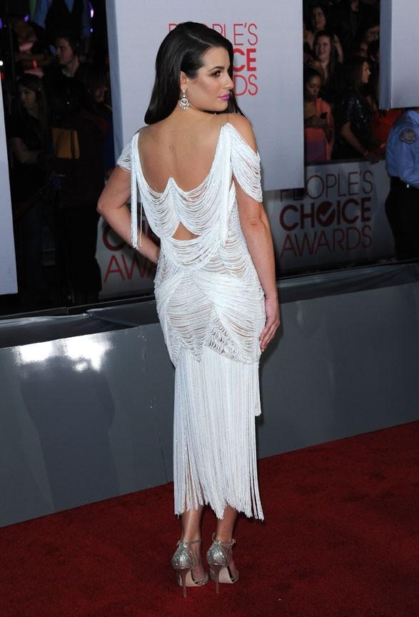 Lea Michele, sexy !