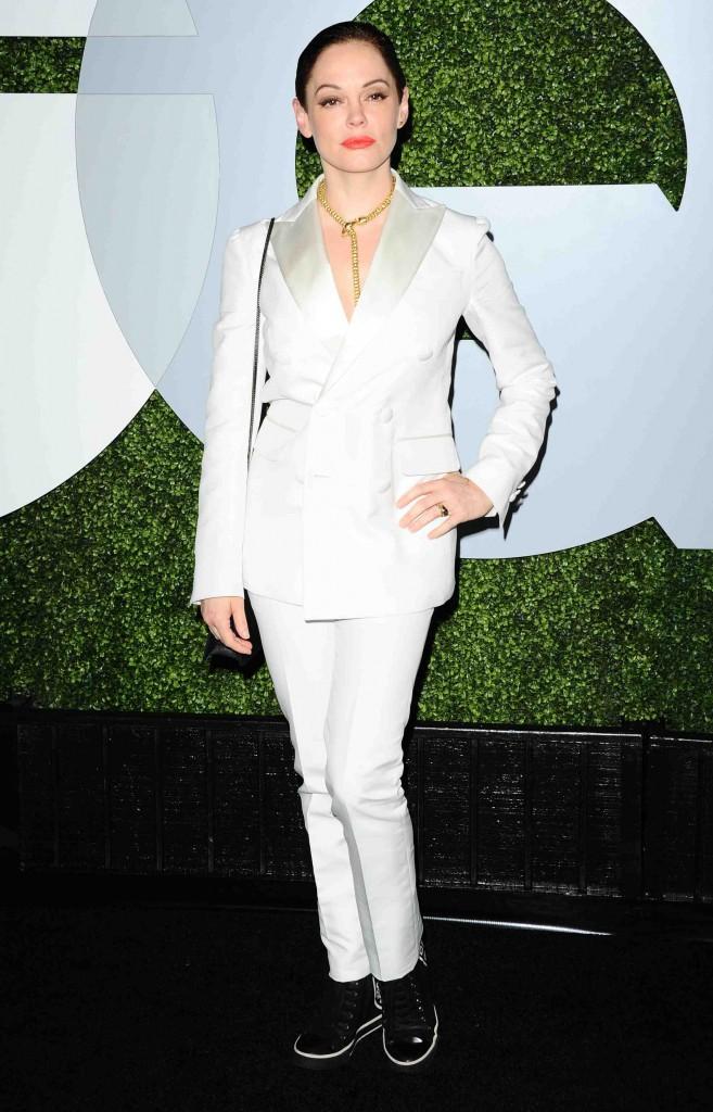 Rose McGowan : elle affiche un visage (encore) transformé aux QG Awards !