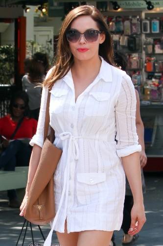 Rose McGowan, Los Angeles, 11 septembre 2012.