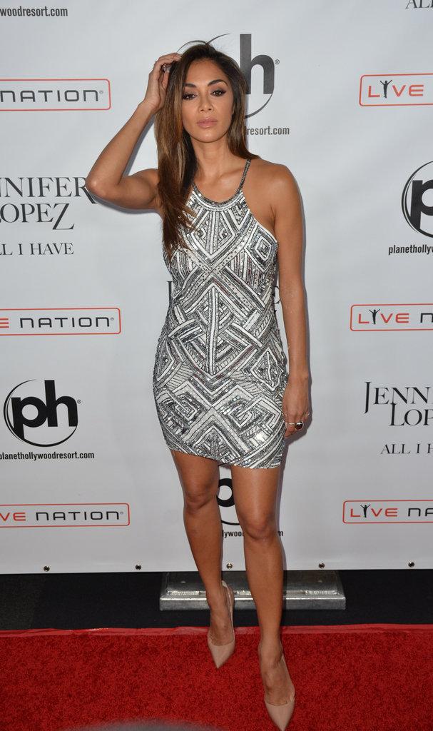 Photos : Rosie Huntington-Whiteley et Nicole Scherzinger rivalisent de beauté à la première du spectacle de JLo, à Las Vegas
