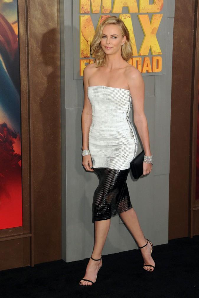 Charlize Theron le 7 mai 2015