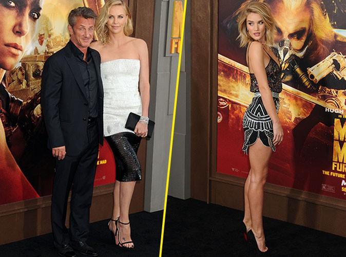 Photos : Rosie Huntington Whiteley prête à faire tourner la tête à Sean Penn ?