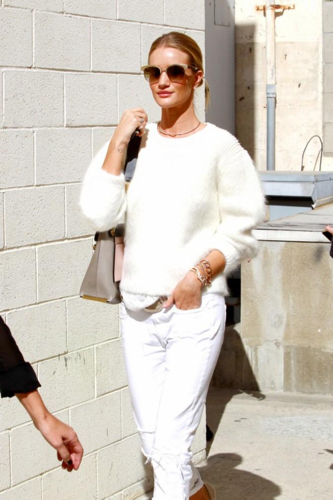 Rosie Huntington-Whiteley le 15 octobre 2014