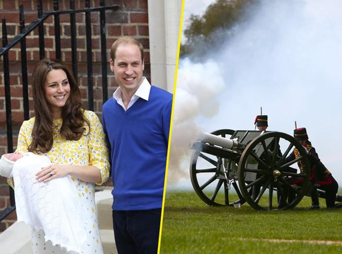 Photos : Royal Baby 2 : un accueil du tonnerre pour la princesse Charlotte Elizabeth Diana !