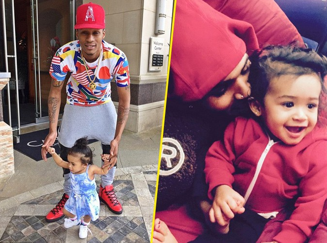 Photos : Royalty : un deuxième papa en plus de Chris Brown !