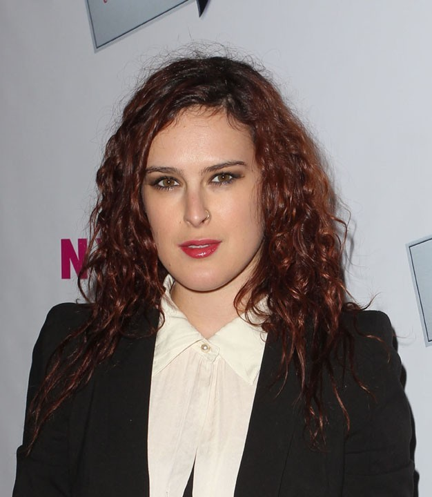 Rumer Willis avant ...
