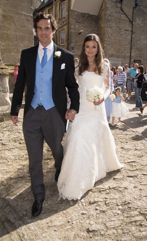 Rupert Finch a épousé Natasha Rufus Isaacs