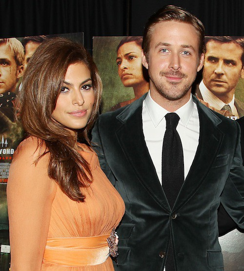 Ryan Gosling et Eva Mendes: une de leur dernière apparition ensemble en public, en mars 2013