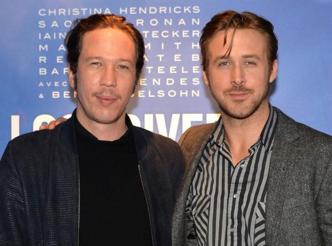 Ryan Gosling : retrouvailles complices avec Reda Kateb � Paris !