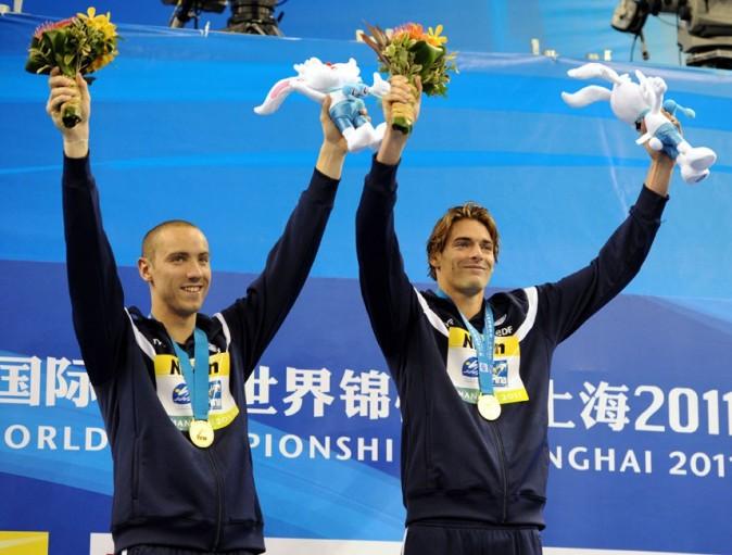 Jeremy Stravius, le frenchie discret qui a remporté une médaille d'or à Shanghai !