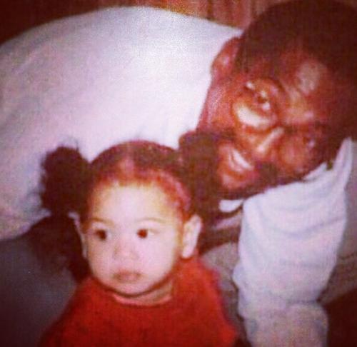 Beyoncé souhaite une bonne fête à tous les papas avec une photo souvenir