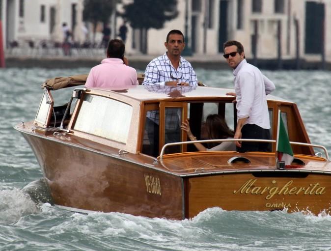 En marge de la Mostra de Venise