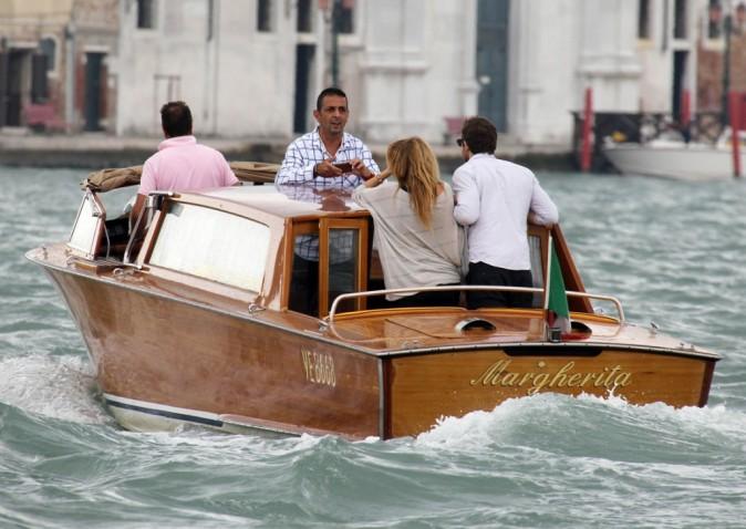 Ryan Reynolds et Blake Lively en séjour amoureux à Venise
