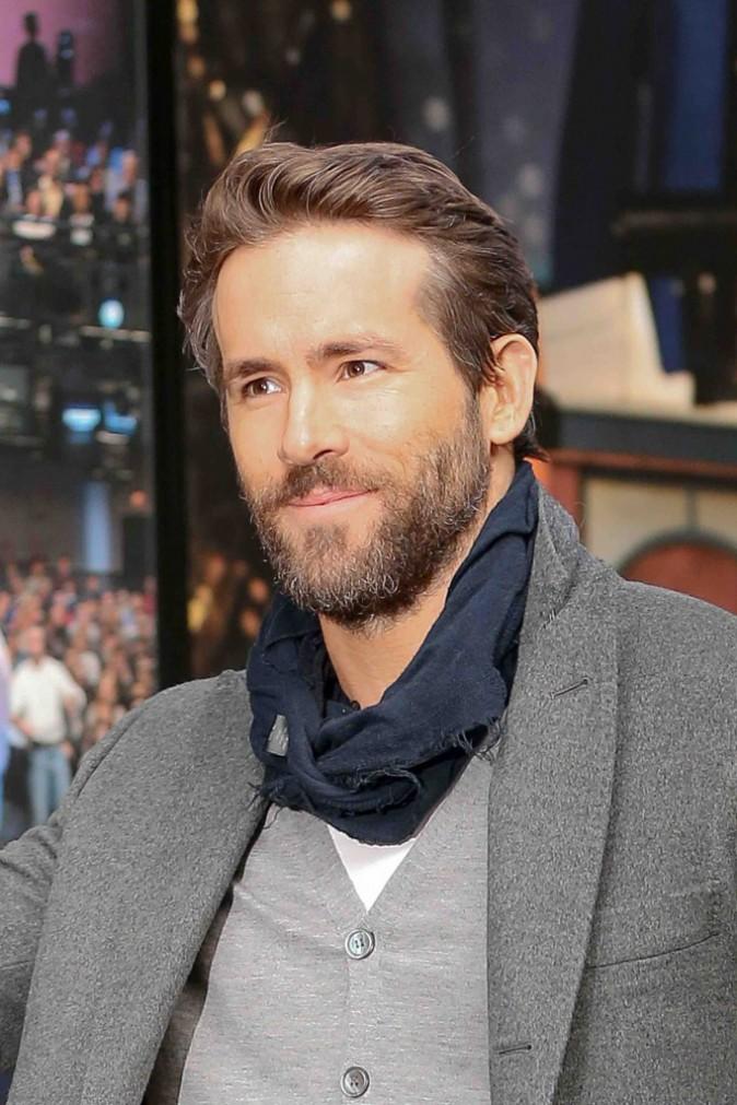 """Ryan Reynolds : """"j'utiliserais ma femme comme bouclier humain pour protéger ma fille"""" !"""