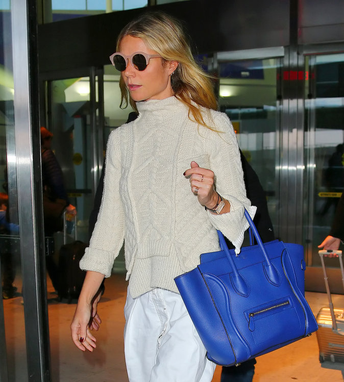 Le sac de luxe comme Gwyneth Paltrow