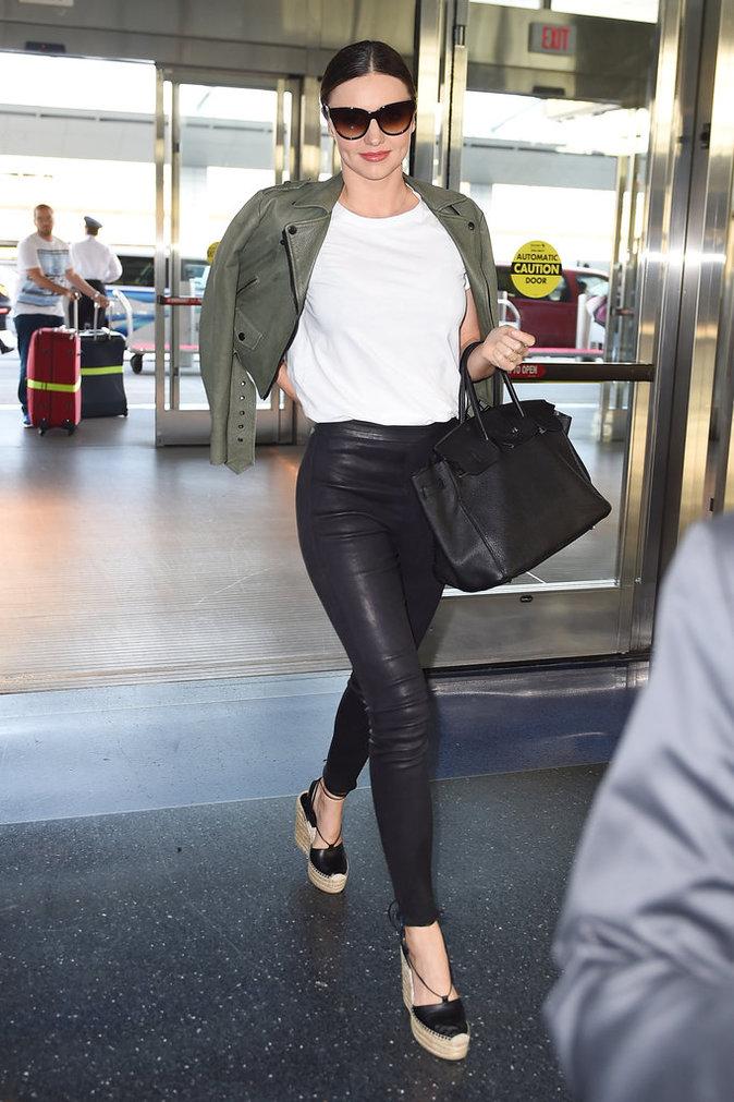 Le sac de luxe comme Miranda Kerr