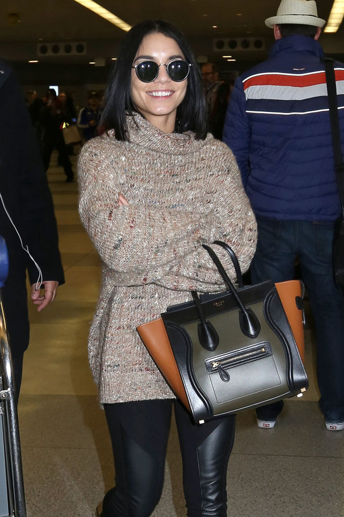Le sac de luxe comme Vanessa Hudgens